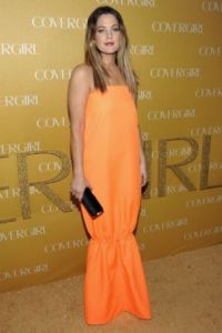 frew-barrymore-orange-dress