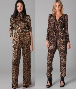 leopard-print-jumpsuits