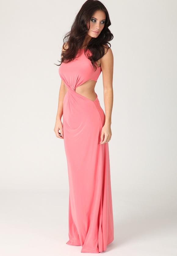 long-evening-gown-cut-out-dress