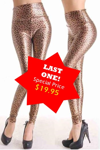 Tigress - Last Pair Special Price