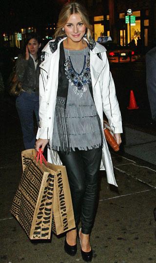 Olivia Palermo Style Shopping
