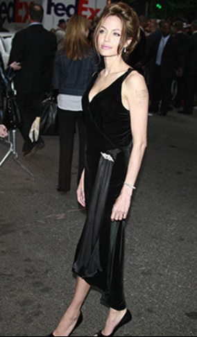 Angelina Jolie Dress Op Shop Fashion