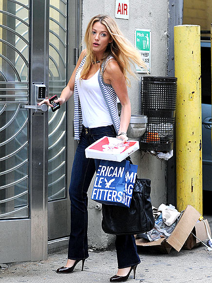 Blake Lively Shopping