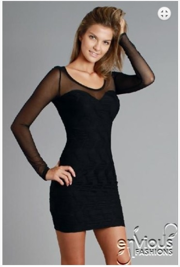 long-sleeve-black-dress
