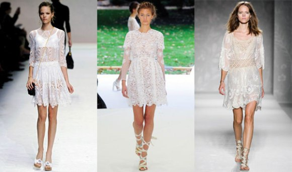 white-lace-dresses-catwalk