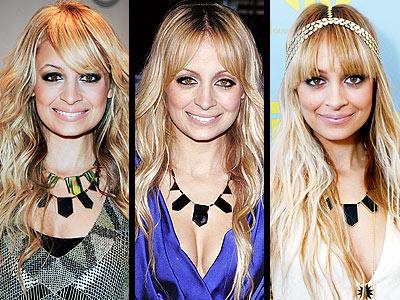 nicole-ritchie-geometric-necklace