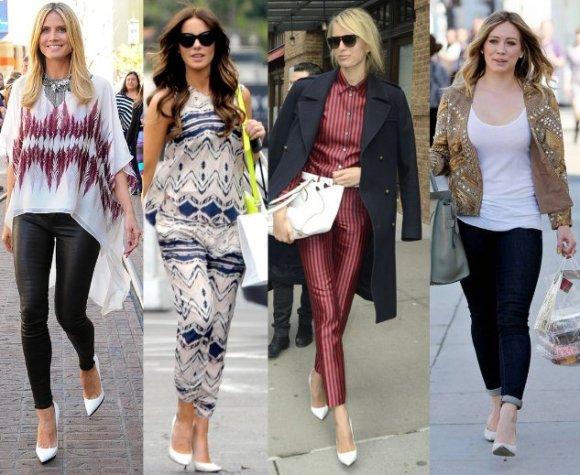 women-point-toe-white-pumps