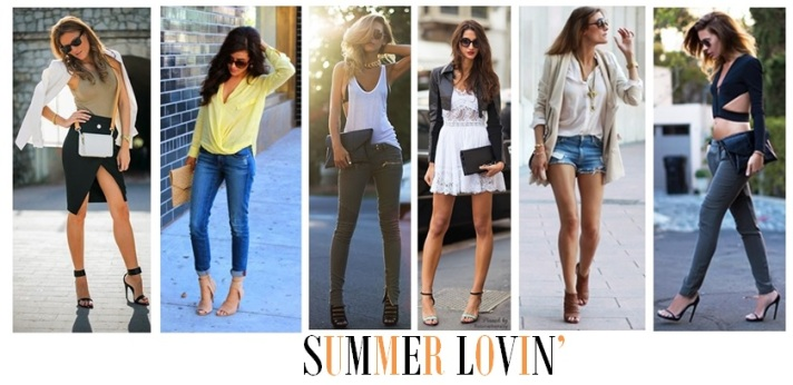 summer weekend outfit inspiration